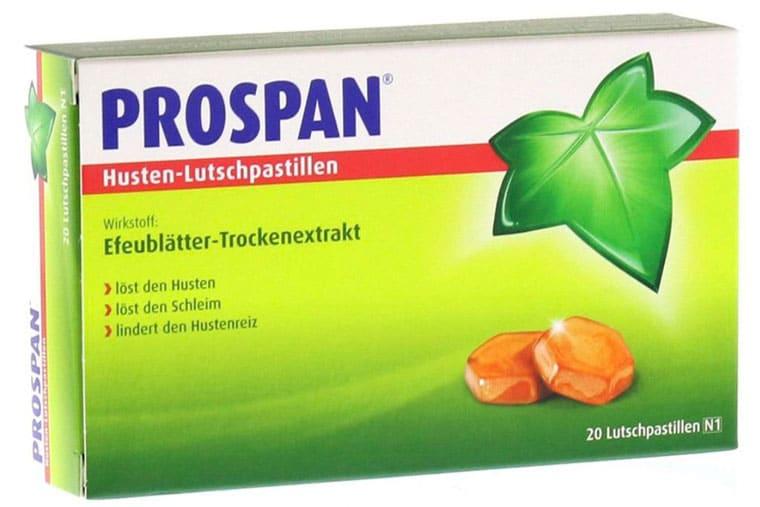 Viên ngậm ho Prospan