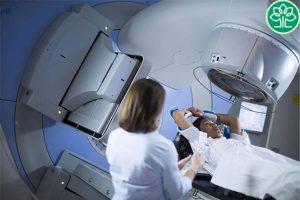 Phương pháp xạ trị ung thư amidan