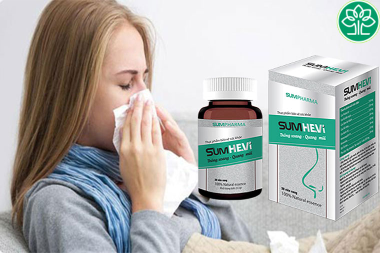 Thuốc trị viêm xoang Sumhevi