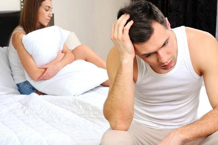 Sản phẩm được chỉ định sử dụng đối với nam giới bị yếu sinh lý, xuất tinh sớm