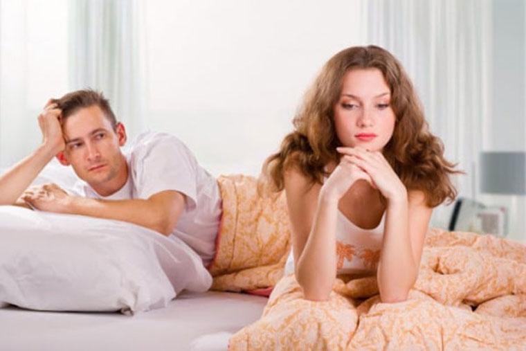 Xuất tinh sớm khi lần đầu quan hệ không phải là vấn đề đáng lo ngại quá mức
