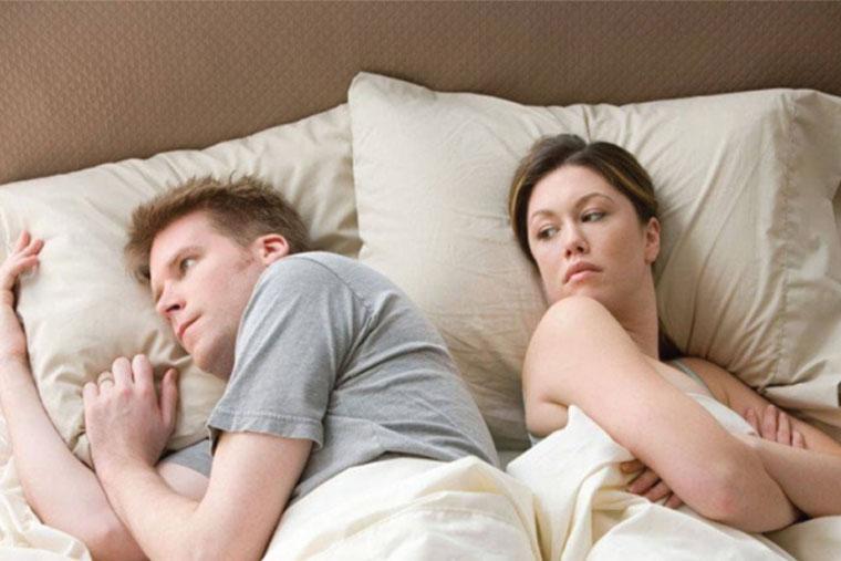Xuất tinh sớm gây ảnh hưởng lớn tới đời sống vợ chồng